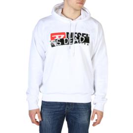 Diesel men's Sweatshirt white