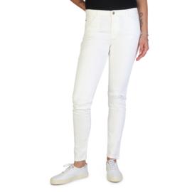 armani Jeans women's jeans white