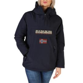 Napapijri women's jacket blue
