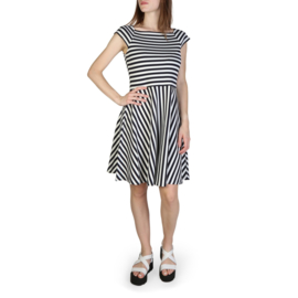 Armani Exchange women's dress white