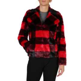 Guess women's jacket red