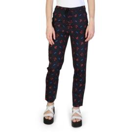 Armani Exchange women's trousers blue