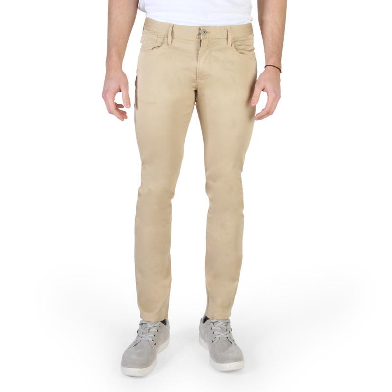 Armani Jeans men's trouser brown