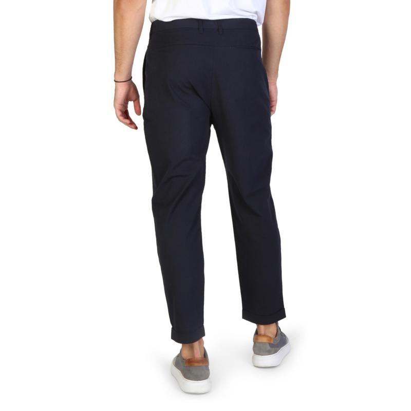 Armani Exchange men's trouser blue