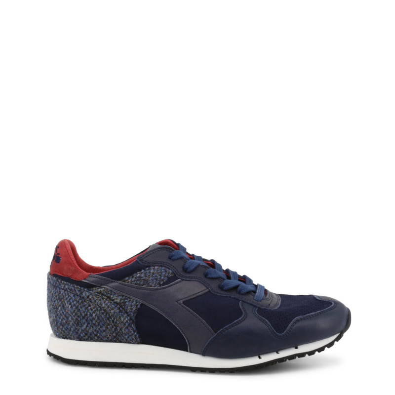 Diadora Heritage men's sneakers blue