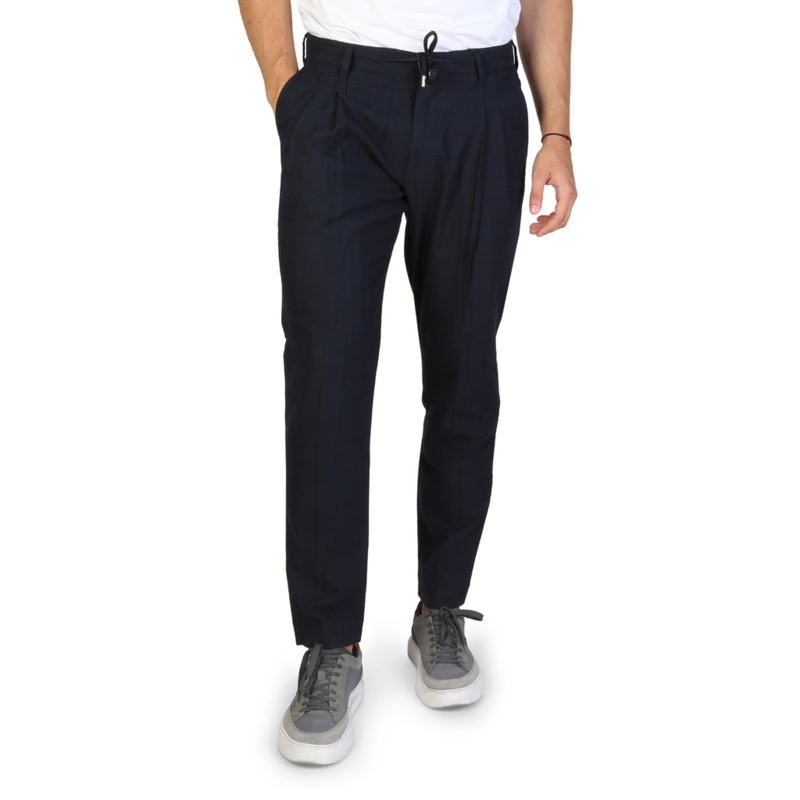 Armani Exchange men's trouser blue