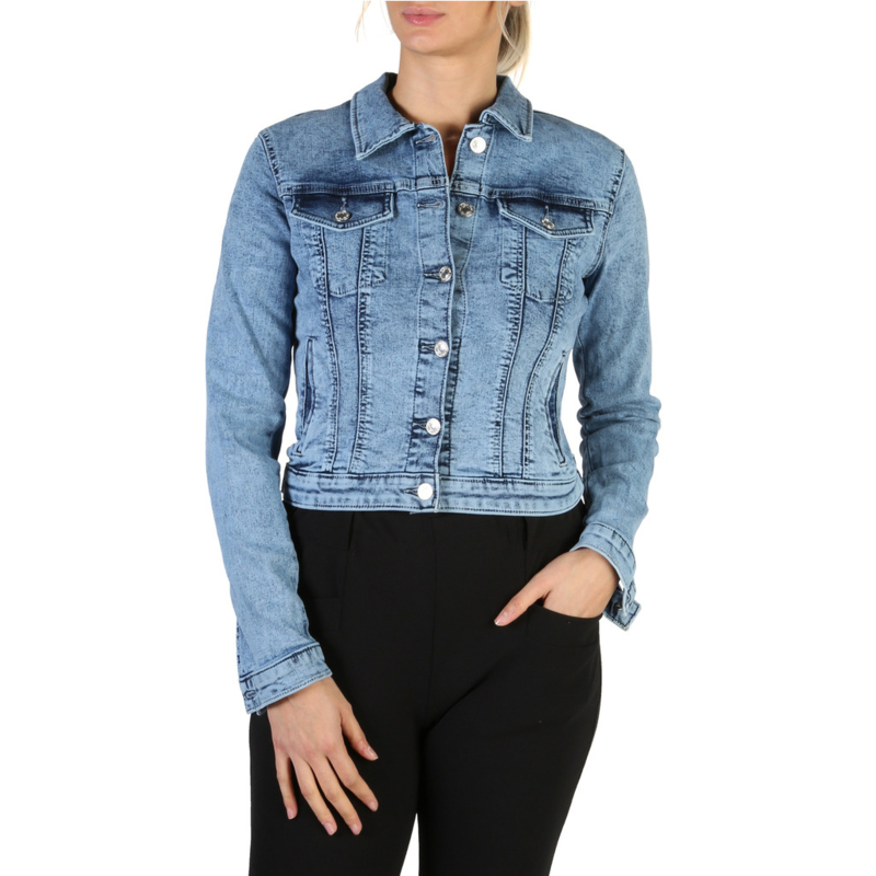 Guess women's jacket blue