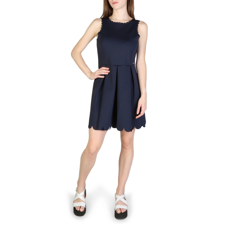 Armani Exchange women's dress blue