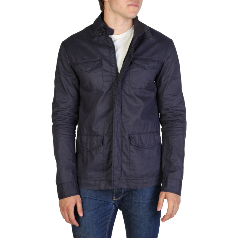 Armani Jeans men's jacket blue