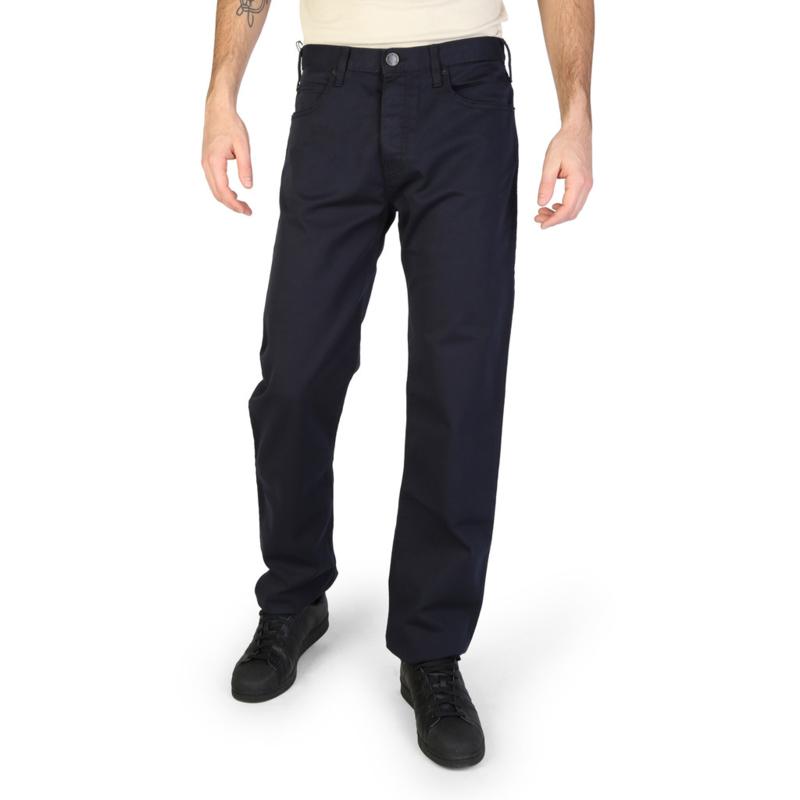 Emporio Armani men's jeans blue
