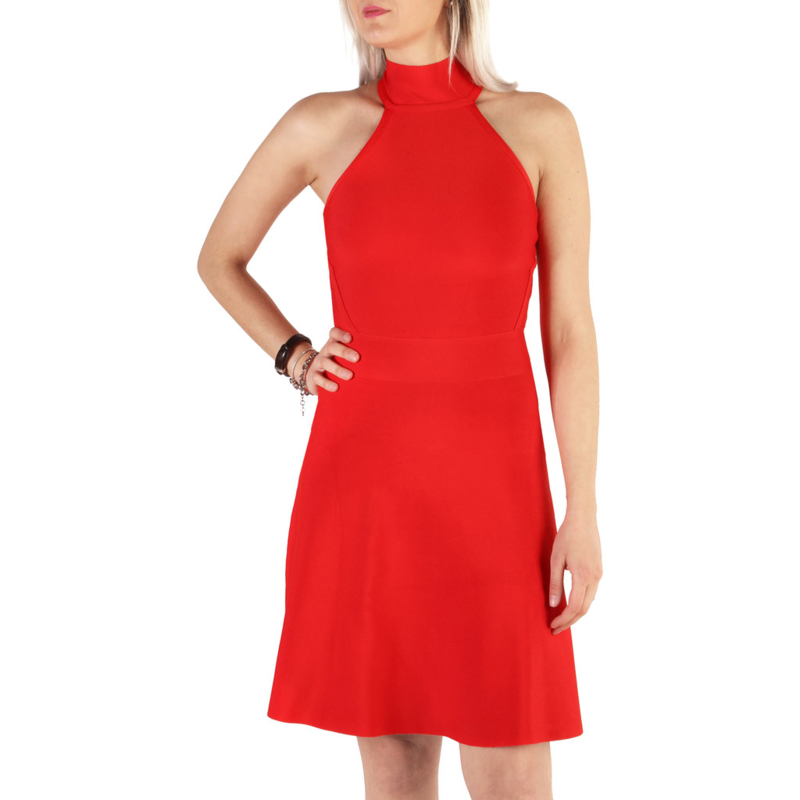 Guess women's dress red
