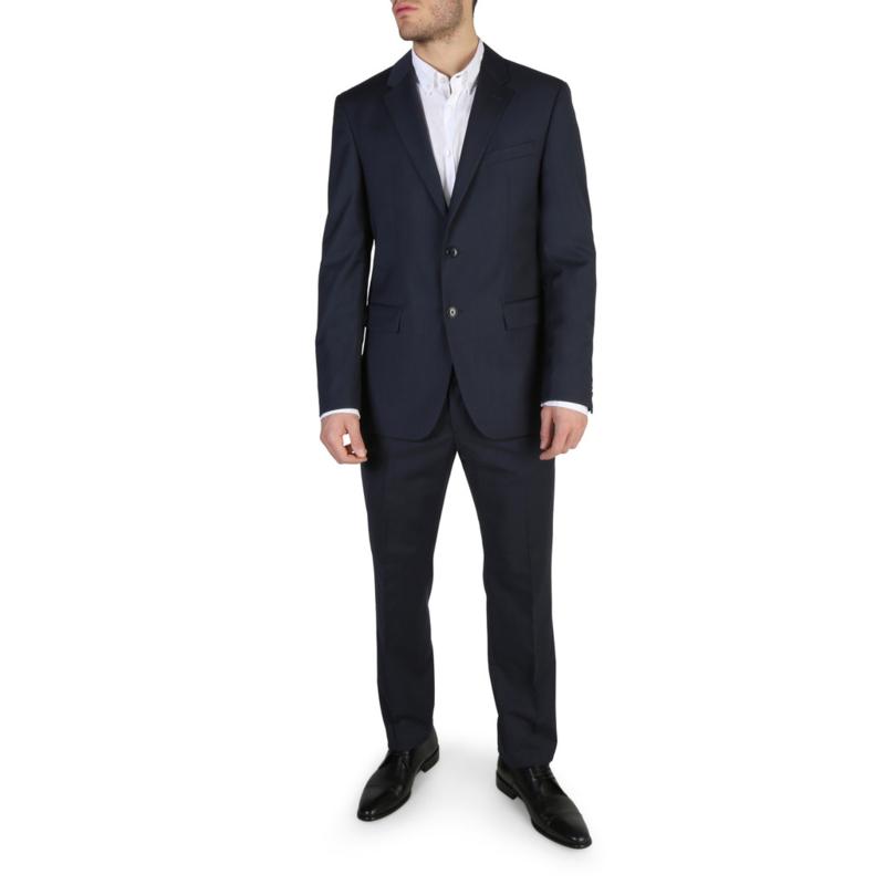 Tommy Hilfiger men's suit blue