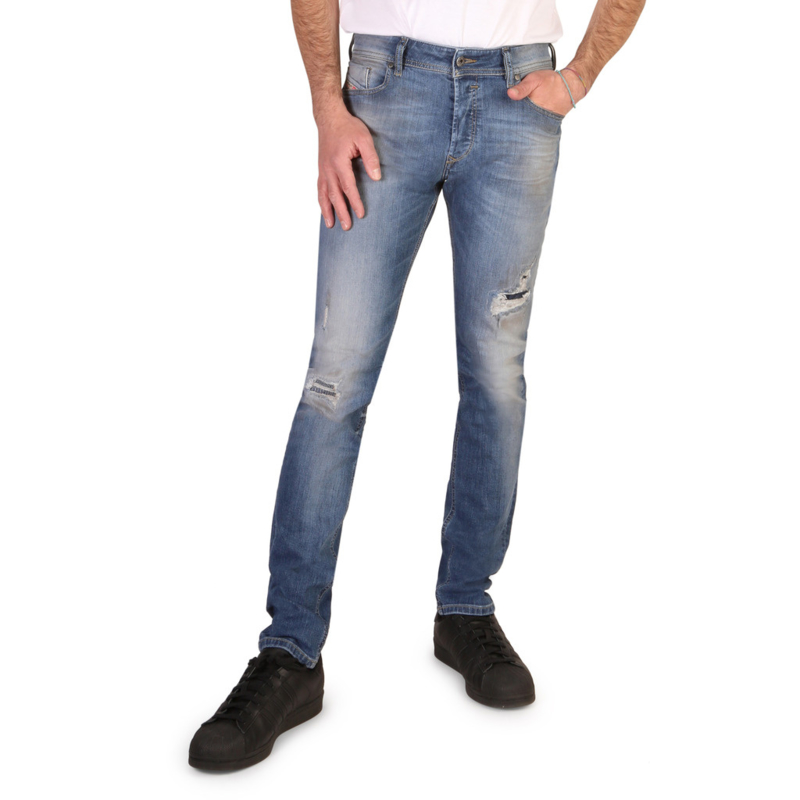 Diesel Troxer men's jeans blue