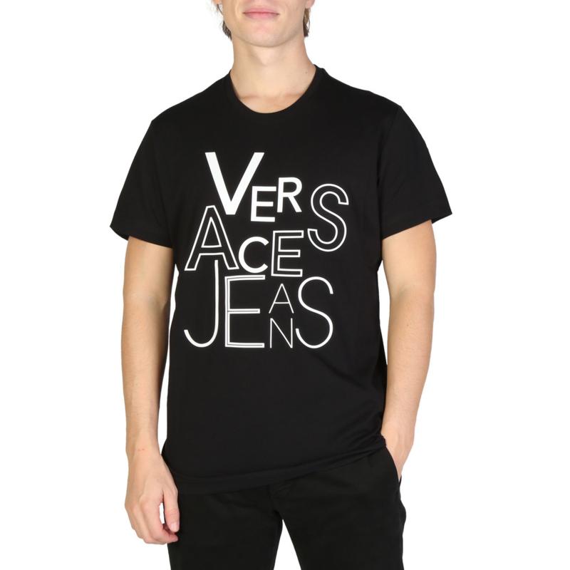 Versace Jeans men's T-shirt black