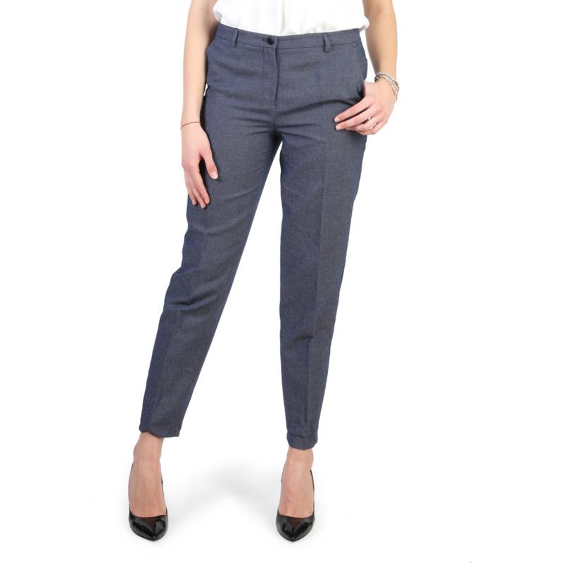 Armani Jeans women's trouers blue