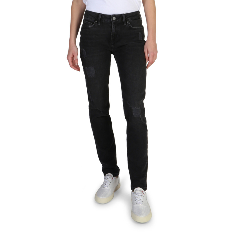 Tommy Hilfiger women's jeans black