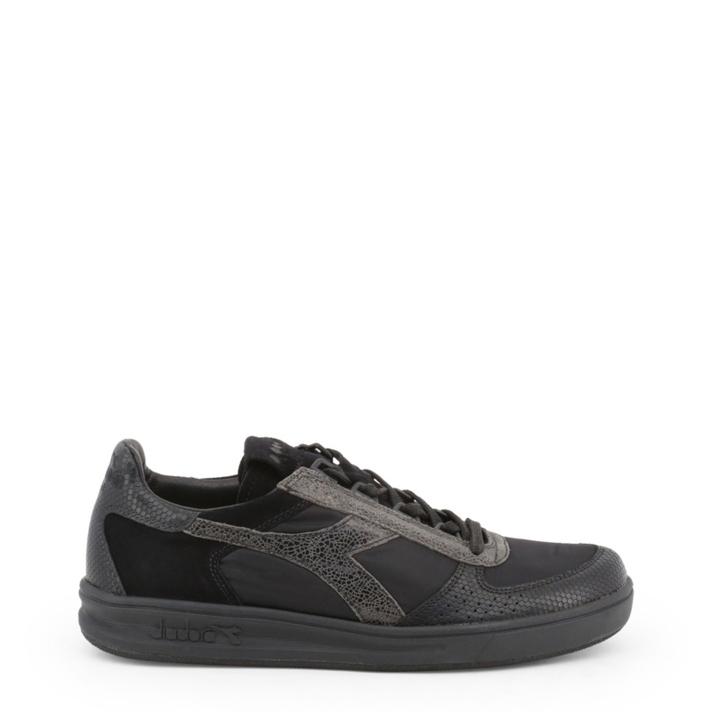 Diadora Heritage men's sneakers black