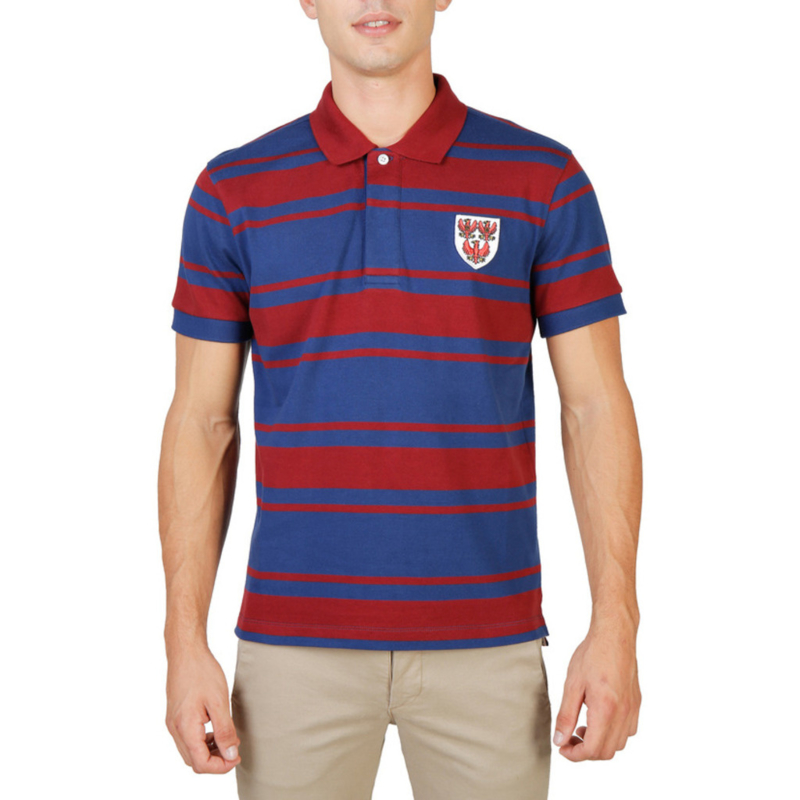 Oxford University men's Short Sleeves polo shirt