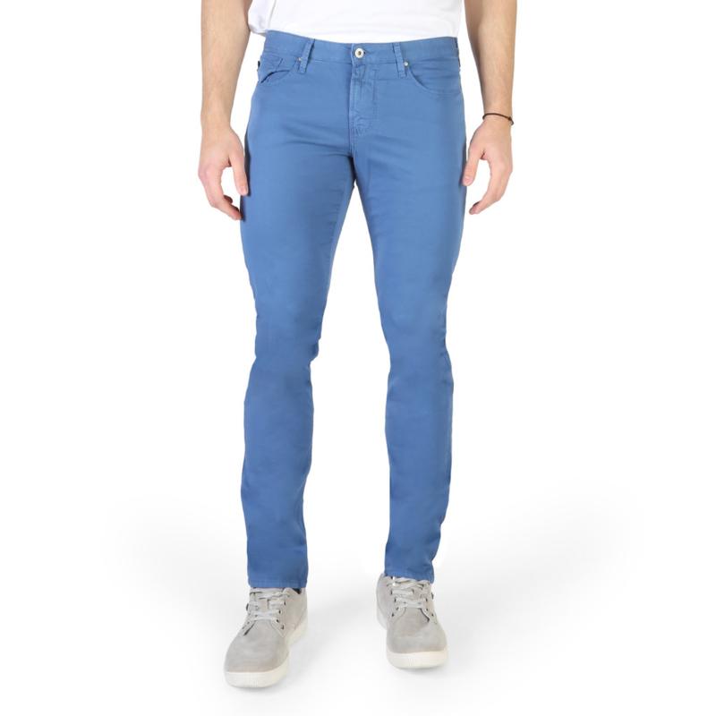 Armani Jeans men's trouser blue