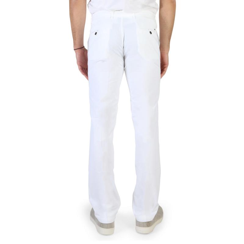 Armani Jeans men's trouser white