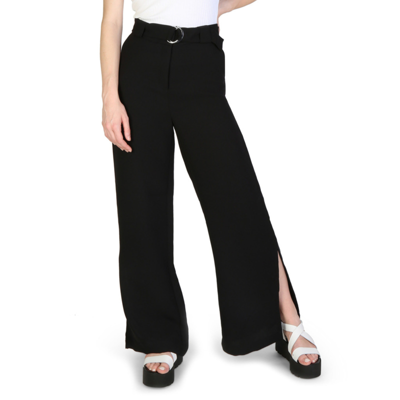 Armani Exchange women's trousers black