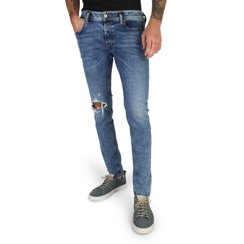 Diesel Sleenker men's jeans blue