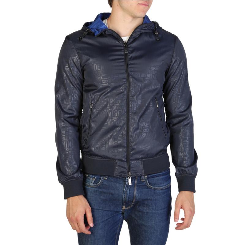 Armani Jeans men's jacket blue