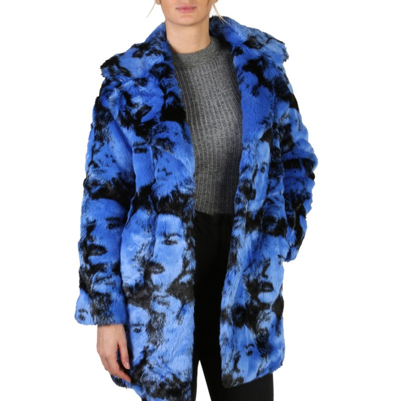 Guess women's coat blue