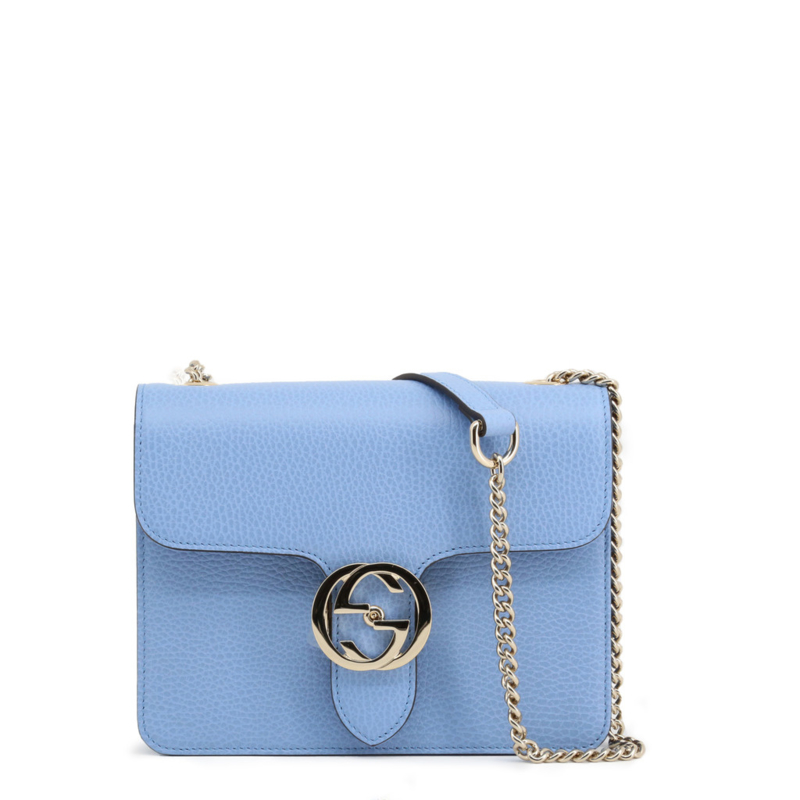 Gucci crossbody bag blue