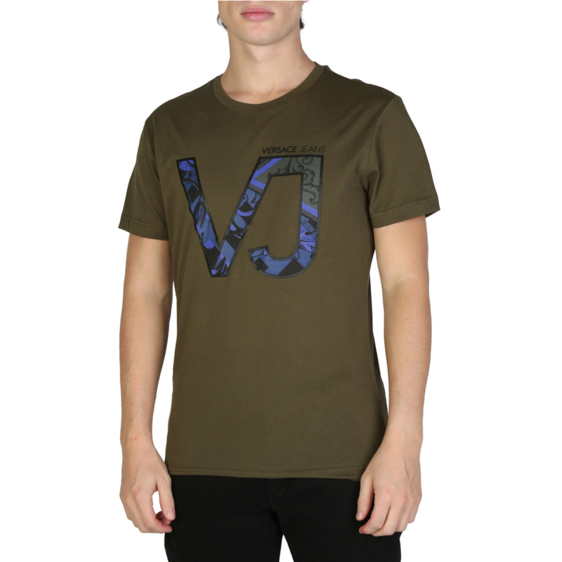 Versace Jeans men's T-shirt green
