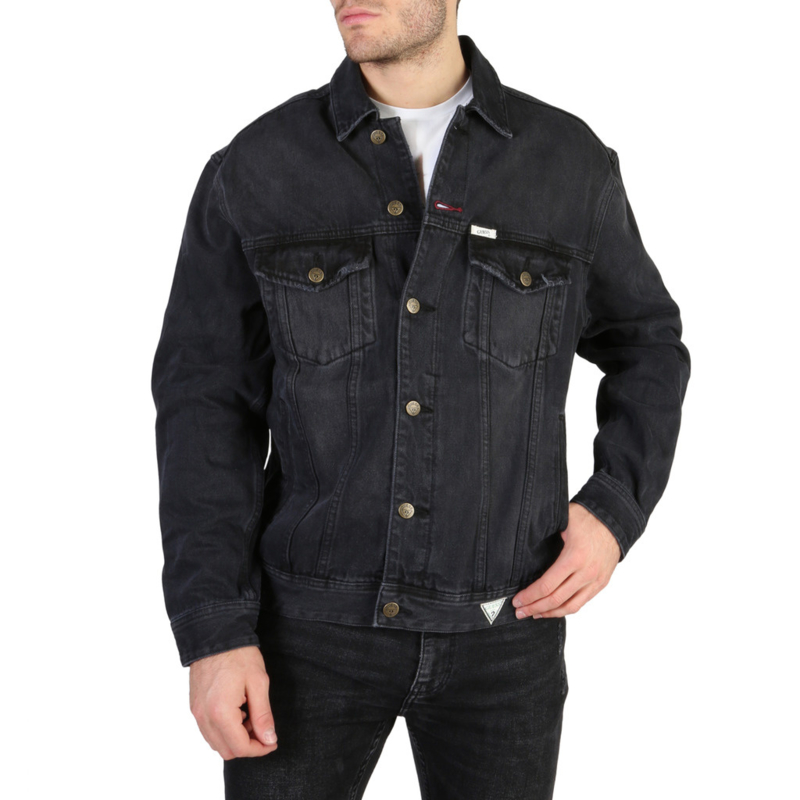 Guess men's jacket black