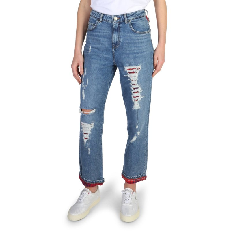 Tommy Hilfiger women's jeans blue