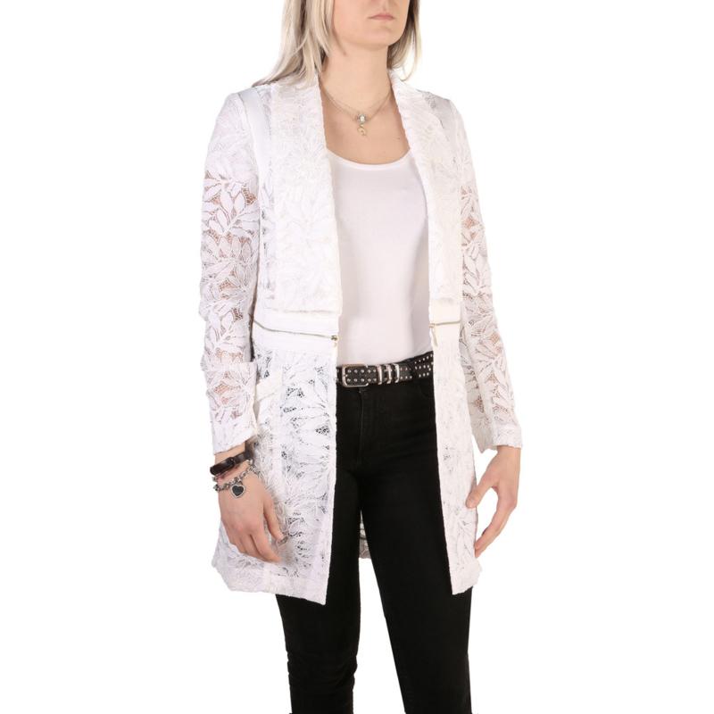 Guess women's formal jacket white