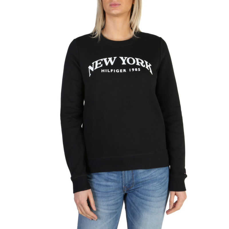 Tommy Hilfiger women's sweatshirt black