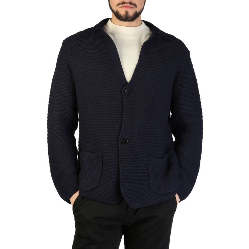 Emporio Armani men's formal jacket blue