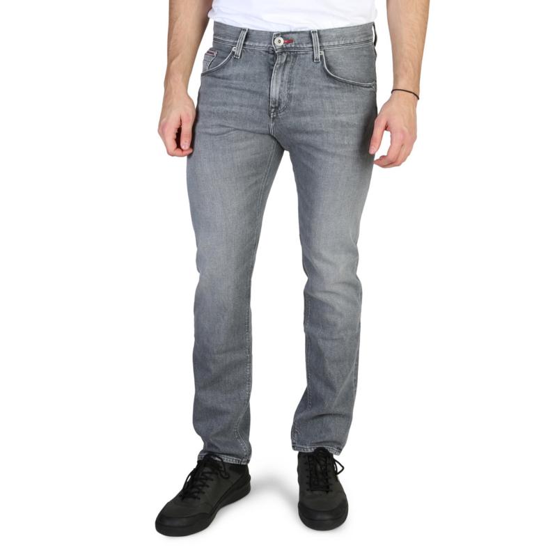 Tommy Hilfiger men's jeans grey