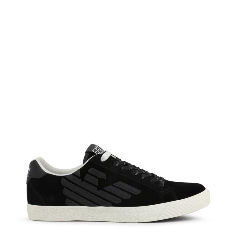 EA7 men's sneakers black