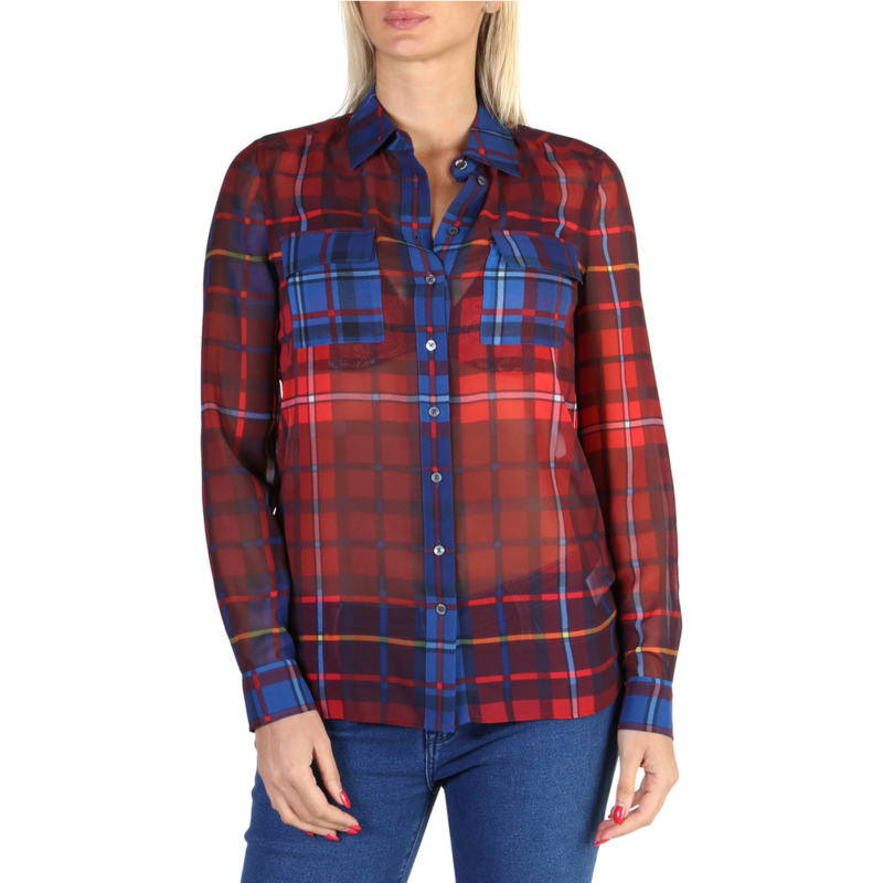 Tommy Hilfiger women's shirt red