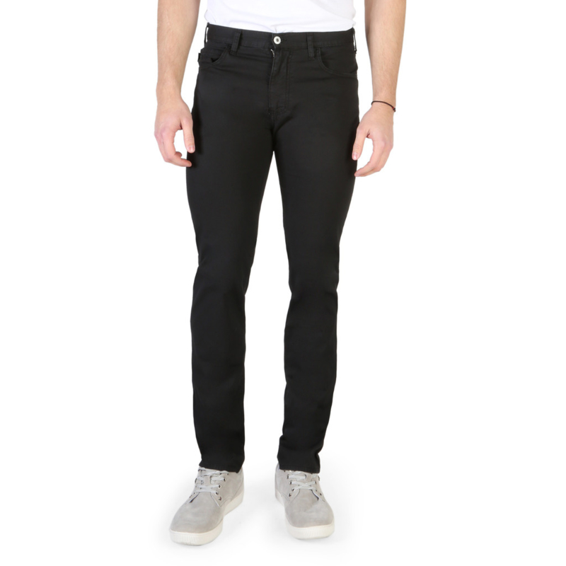 Armani Jeans men's trouser black