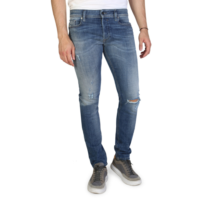 Diesel Sleenker men's jeans blue