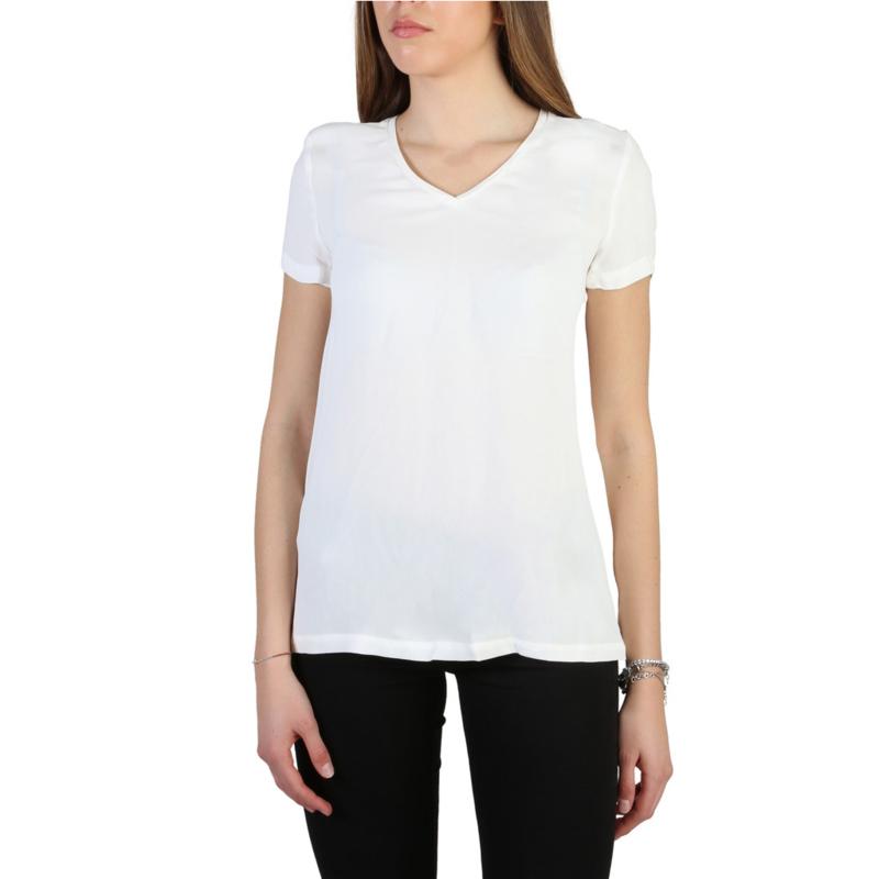 Armani Jeans women's T-shirt white