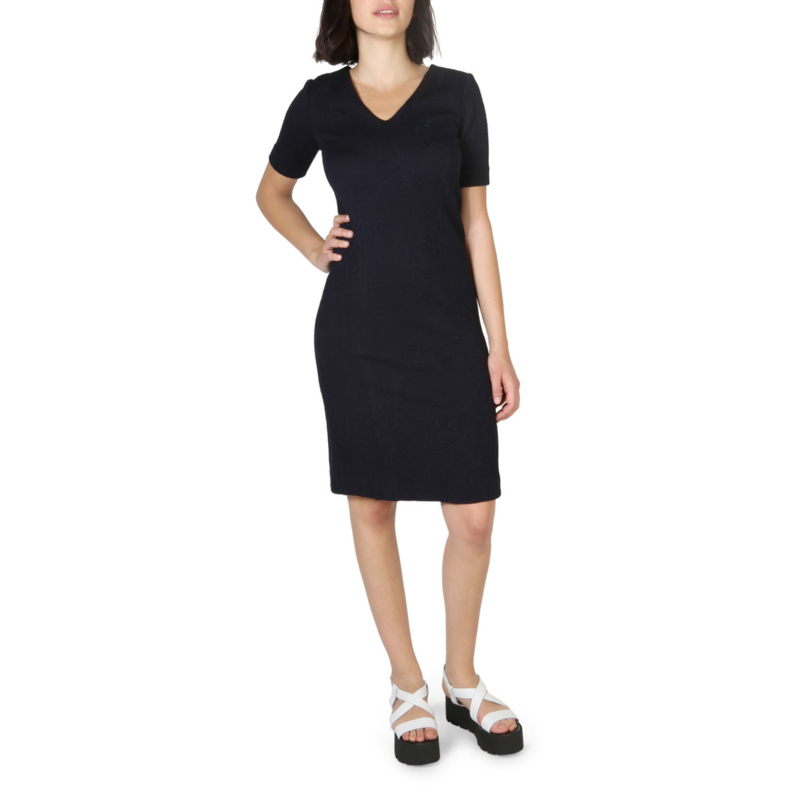 Armani Jeans women's dress blue
