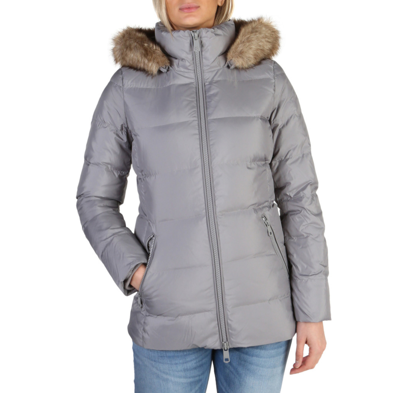 Tommy Hilfiger woman's jacket grey