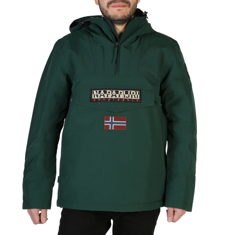 Napapijjri men's jacket green