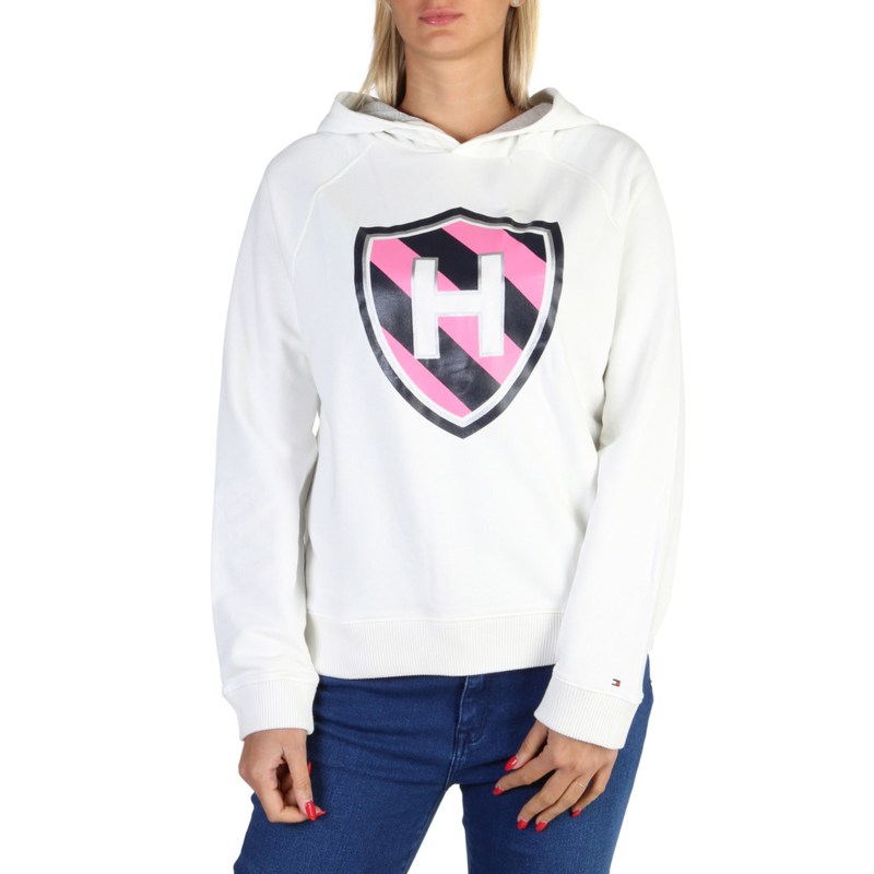 Tommy Hilfiger women's sweatshirt white