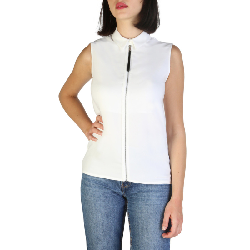 Armani Jeans women's shirt white