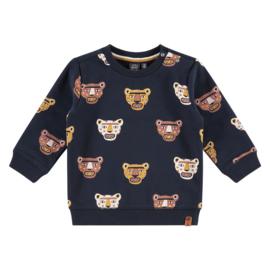 Babyface Sweater navy