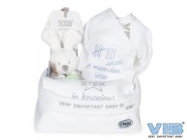 VIB cadeau pakket VIB 9 maanden later