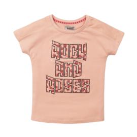 Dutchjeans T-shirt Roses