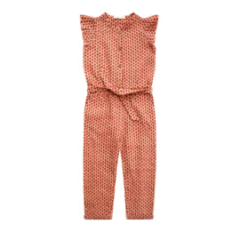 Your Wishes Ruffle jumpsuit